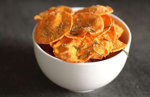 (nie)Tradycyjne chipsy ziemniaczane
