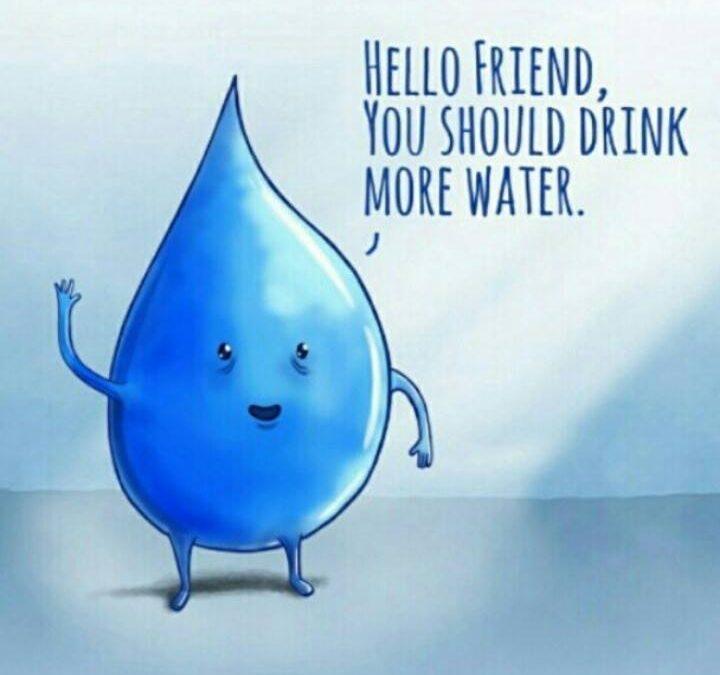 Woda wodzie nie równa