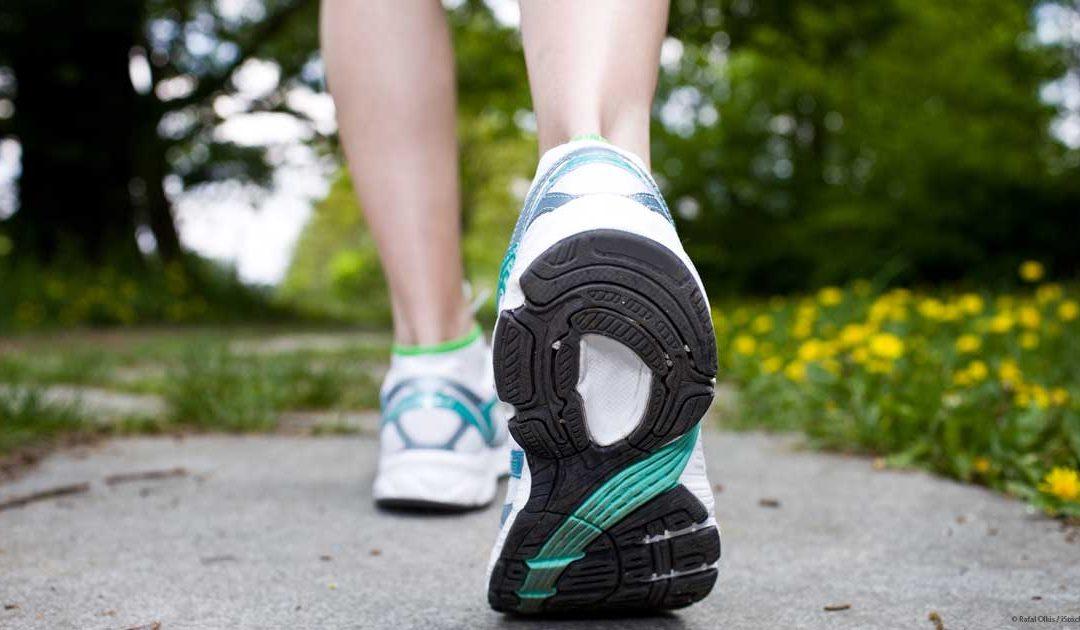 Spacerem po zdrowie