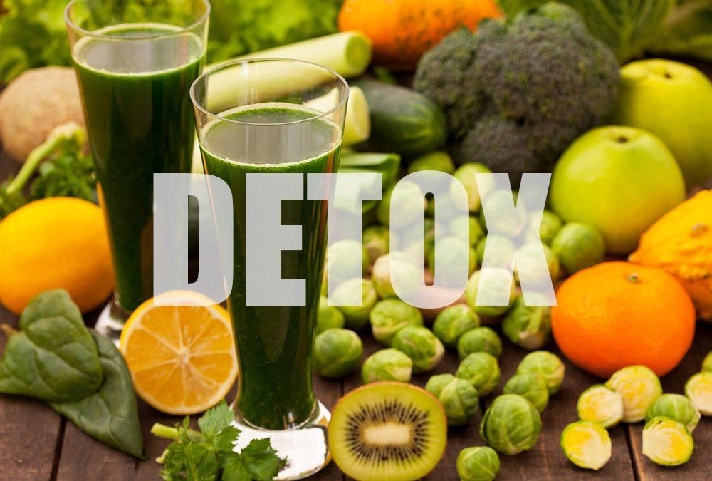 Detox czyli co zrobić żeby być zdrowszym