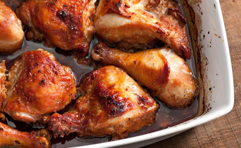 Kurczak z folii (rękawa)