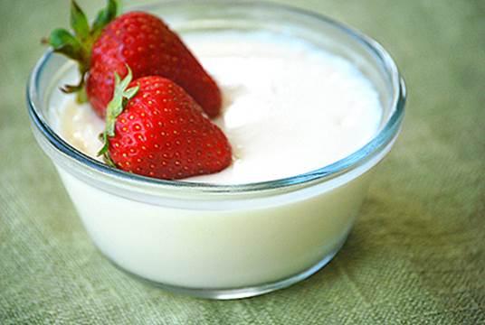 Jogurt na zdrowie???