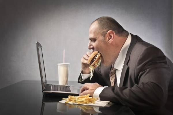 Stresująca nadwaga