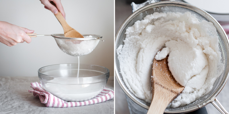 Domowe mleko kokosowe – przepis