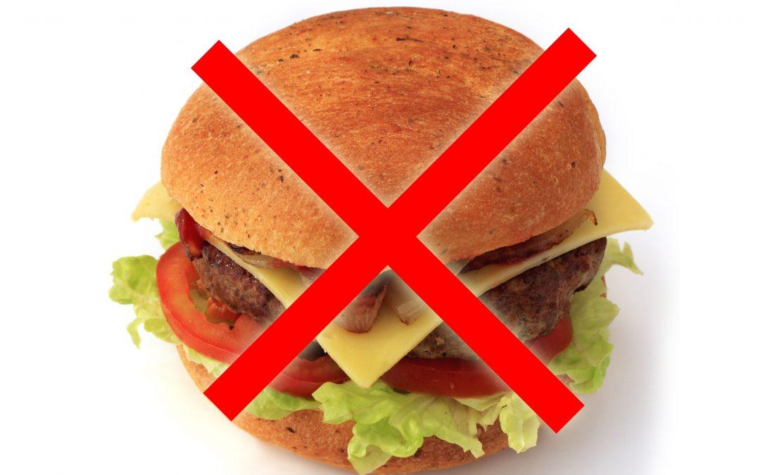 Zakaz jedzenia dla niewolników diet
